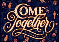 Amazing Lettering Artworks by Tobias Saul German artist Tobias Saul combines traditional craftsmanship with digital techniques to create unique lettering artworks. More lettering inspiration via Be… Typography Layout, Creative Typography, Vintage Typography, Typography Letters, Typography Poster, Vintage Logos, Retro Logos, Vintage Graphic, Vintage Stuff