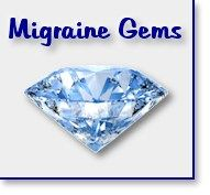 """Migraine Gem - Nausea and Medication Redosing - If vomiting during a Migraine attack makes you think your medications didn't """"stay down,"""" think again! Migraine Triggers, Chronic Migraines, Migraine Relief, Chronic Illness, Migraine Attack, Tension Headache, Health And Beauty, Heart Ring, Gems"""