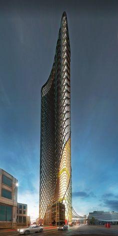 London Skyscraper, London, 2014 - MICHAEL SOBOLKOV
