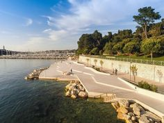 Mulini Beach Rovigno / Croazia / 2014