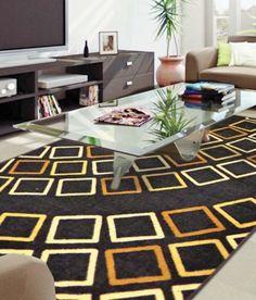 Rugs On Carpet, Carpets, Black Print, Printed, Home Decor, Farmhouse Rugs, Rugs, Decoration Home