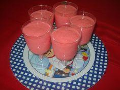 Como Hacer Postre Tico Light de Gelatina, Yogurt y Fresas