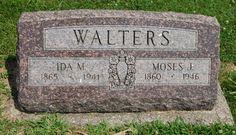 Ida Mae Bolch Walters (1865 - 1941) - Find A Grave Photos