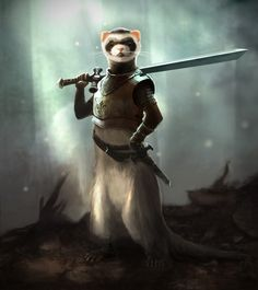 Brave Knight by Kim Van Deun   Fantasy   2D   CGSociety