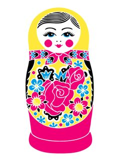 Matryoshka on Behance