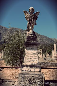 Cemetery   Franschhoek   Copyright of ©TheFirstChild Photograph Cape Town, Cemetery, Statue Of Liberty, South Africa, City, Photography, Travel, Statue Of Liberty Facts, Photograph