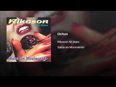"""Ochun""  - RIKOSON ALL-STARS  (Vocals:  Yannet Sol)."