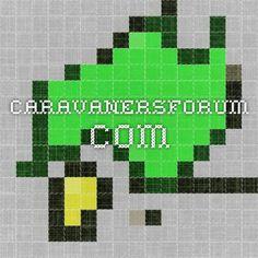 caravanersforum.com Egg Crates, Memory Foam Mattress Topper, Caravans, Memories, Fun, Camping, Board, Campsite, Souvenirs
