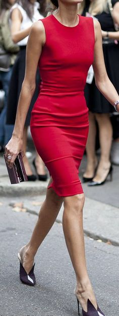 Love dress and shoes, Add a interesting wrap --KK