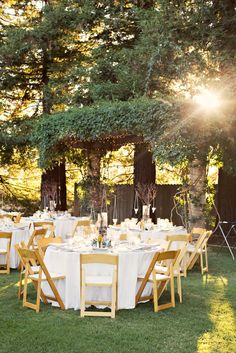 Dinner on the South Lawn, Studio Six Photography