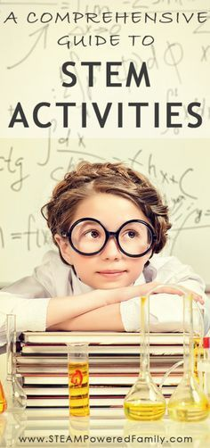 A comprehensive guide to STEM activities including understanding STEM, the benefits, how to create STEM activities/lesson plans, plus 100+ STEM Activities.