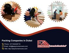 Packing Companies, Companies In Dubai, House Movers, Easy, Home, Decor, Decoration, Ad Home, Homes