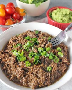 This Paleo Beef Barbacoa is tender, juicy, and spiced perfectly. Chipotle copycat, made at home and just as good! Whole30, gluten free, and incredibly delicious! Chipotle is one of the few restaurants I like eating out at. We don't have a lot of healthy options around and I know they only serve quality meat and...Read More »