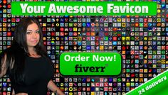 create an amazing favicon for your website by pussyacat