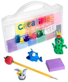 DIY Eraser Kit