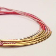 Jewellery in precious metals