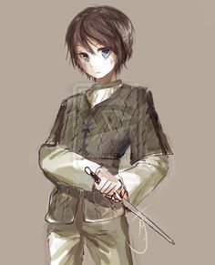::Arya Stark:: by Nacura-G