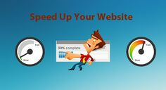 It's said that one of the main reasons for a high bounce rate is the loading time of your website.