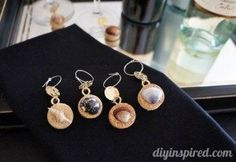 I am so honored to have Robert Mondavi Private Selection sponsor this DIY summer craft tutorial! Today I want to share with you how to make DIY Recycled Wine Cork Wine Charms. These would make great