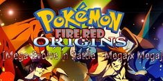 http://www.pokemoner.com/2016/08/pokemon-fire-red-origins.html - Remake by: Django117 Description: Features: All 150 1st gen pokemon catchable in Kanto. LeafGreen and FireRed locations for all Pokemon. All Johto Pokemon catchable in the Sevii Isles. Evolutions from later gens available: Yanmega, Sylveon, etc. Fairy Type Working Mega Evolution Mega Evolutions for Pokemon from Gens I and II Rival, Giovanni, Sabrina, and Elite 4 all use Mega Evolution DNS Day Night System BW Repel System…