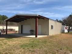 3841 Woodridge Circle #LittleRiver #SC  1 Bdrm / 1 Bath Unique Steel #Building - Great for Extra #Storage or #Garage Space in the heart of #LittleRiver - Priced at $67,000 - MLS# 1804235 Give #PaigeBird a Call Today to View at 843.450.4773