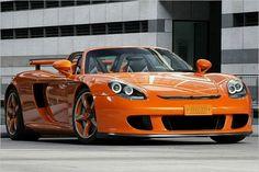 ✯ Porsche Carrera GT ✯