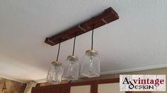 Avintage Design 3 Jars Lighting