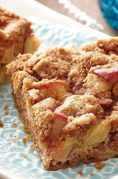 Apple Desserts, Healthy Dessert Recipes, Apple Recipes, Cake Recipes, Ww Desserts, Baking Recipes, Baked Apples, Cinnamon Apples, Ground Cinnamon