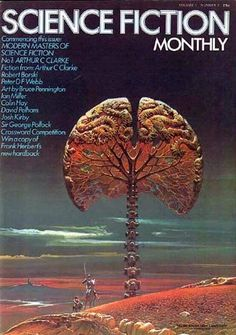 The mid-1970s giant-size magazine Science Fiction Monthly.