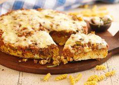 Pasta pizza - Maru Botana