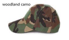 Modern Cowboy Camo Hunting Adjustable Hat