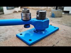 WOW UNIQUE HOMEMADE TOOL WITH NUT BOLT - YouTube