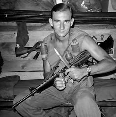 Vietnam, 1967 - 1968, 25th Infantry Division, 9th Regiment, 4th BN, C Company…