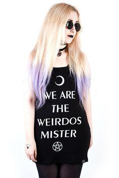 Kill star we are the weirdos mister