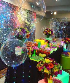 80s Birthday Parties, Circus Birthday, Birthday Celebrations, Pokemon Party, Neon Party, First Birthday Photos, Ideas Para Fiestas, First Birthdays, Projects To Try