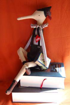 Pinocho con Cuentos de Calleja