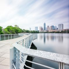 [Blog Post] Learn how I made these dreamy color photographs of the Austin Skyline from the Lady Bird (Town) Lake Boardwalk during broad daylight. https://mattmikulla.com/blog/dreamy-austin-skyline-photos/