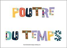 Poutre du temps - MàJ jours fériés et vacances belges - La classe de Mme Figaro