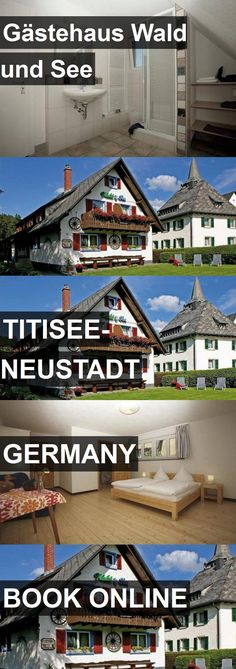 Hotel Gästehaus Wald und See in Titisee-Neustadt, Germany. For more information, photos, reviews and best prices please follow the link. #Germany #Titisee-Neustadt #GästehausWaldundSee #hotel #travel #vacation