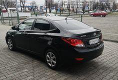 Прокат авто Хундай Солярис 2014 года