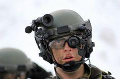 Armeijan uusi taistelukypärä on kotimaista tuotantoa.