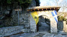 Giorno#5 - L'Ingresso al Monastero di Agia Paraskevi #Vikos