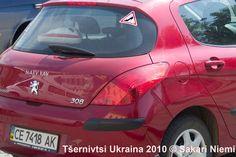 kriittistä matkaa: EI AUTOLLA UKRAINAAN Vehicles, Eggs, Car, Vehicle, Tools