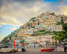 Positano Photograph  Amalfi Coast Photography by AndrewRhodesPhoto, $28.00