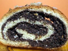 "The Bohemian Poppy seed Strudel or ""Striezel"" is a German baking specialty that has it's origin in the Austrian part when it used to be Germany. Poppy Seed Recipes, Austrian Recipes, German Recipes, Best German Food, Bohemian Cake, Milk Roll, Strudel Recipes, German Baking, Poppy Seed Cake"