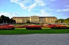 around Europe: Viena
