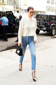 The One Outfit Celebrities Are Wearing This Fall