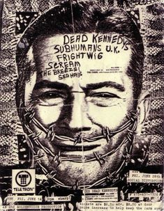 Image result for punk rock posters