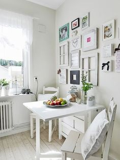25 Ways To Use IKEA Norden Gateleg Table In Décor