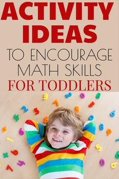 Toddler learning activities for math do not need to be complicated. Teach toddler math skills such as counting, patterns, and measurement through daily routines and simple toddler play. Math Activities For Toddlers, Baby Learning Activities, Literacy Activities, Infant Activities, Parenting Toddlers, Preschool Math, Therapy Activities, Kindergarten, Early Math